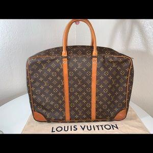 Authentic Louis Vuitton sirius 45 travel duffle